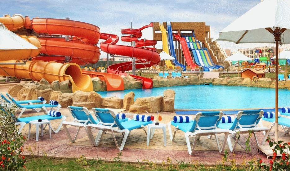 Отели Египта с аквапарком фото