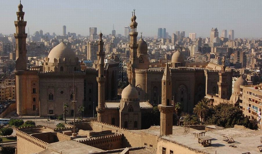 Столица Египта — Каир фото