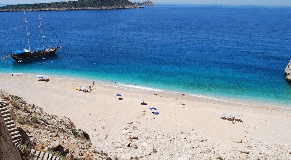 Лучшие пляжи Турции фото