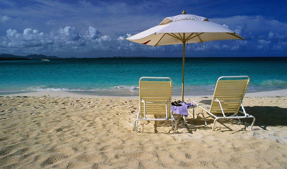 Песчаные пляжи Турции фото
