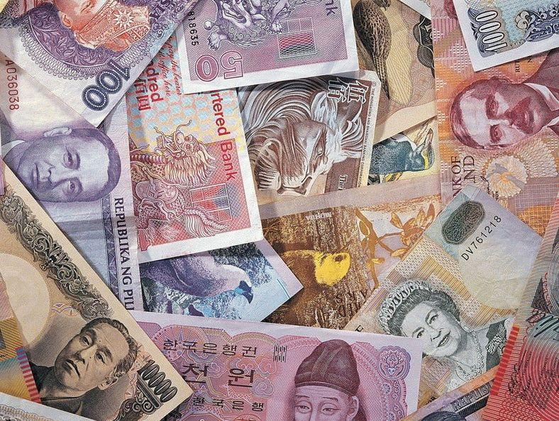 Валюта Египта фото