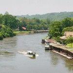 Река «Квай» (Таиланд)