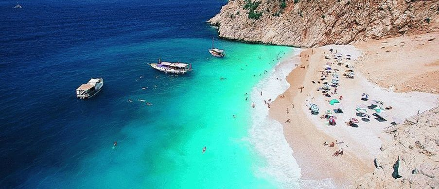 Куда лучше поехать в Турцию фото