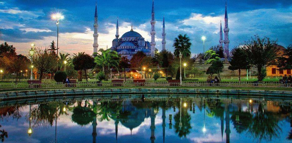 Когда ехать в Турцию фото