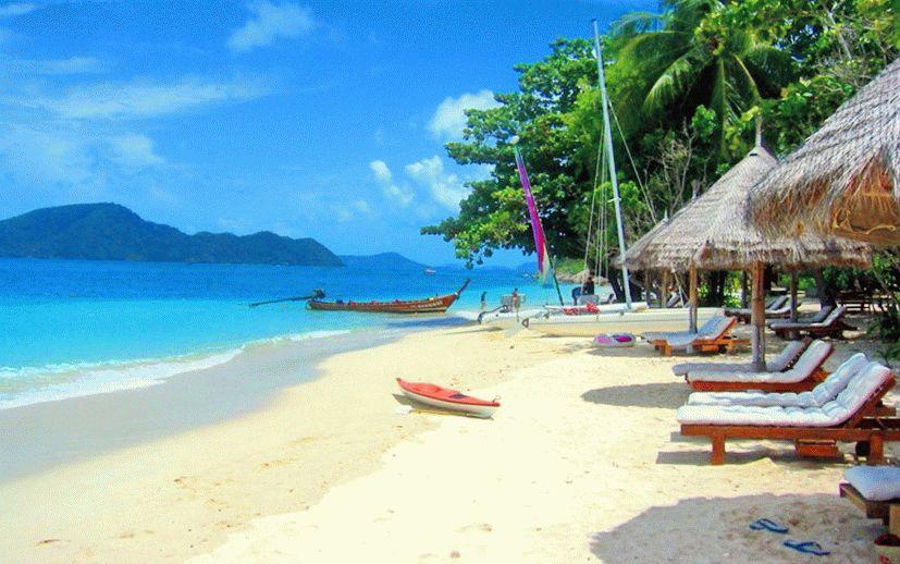 Лучшие пляжи Пхукета фото