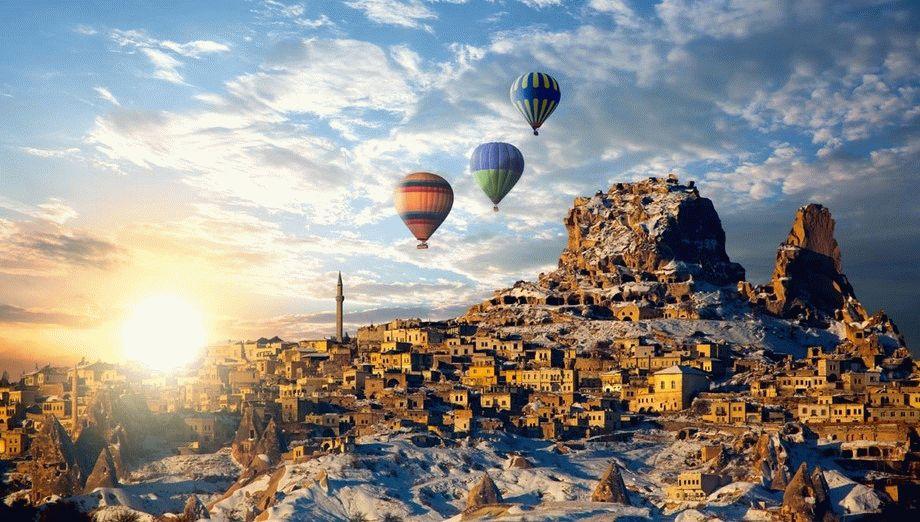 Экскурсии в Турции фото