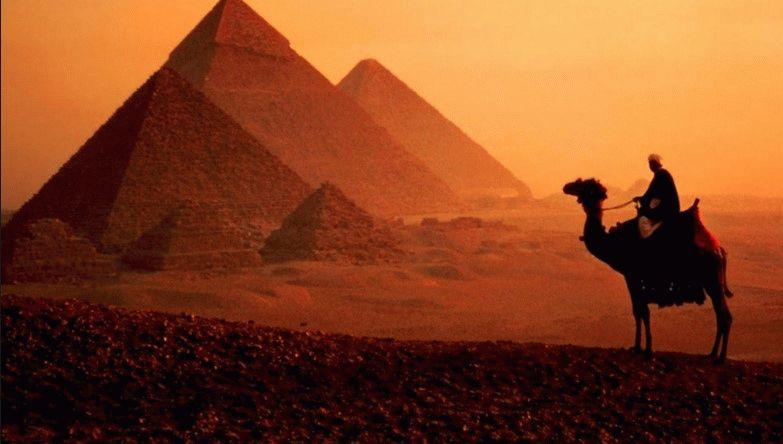 Где находится Египет фото