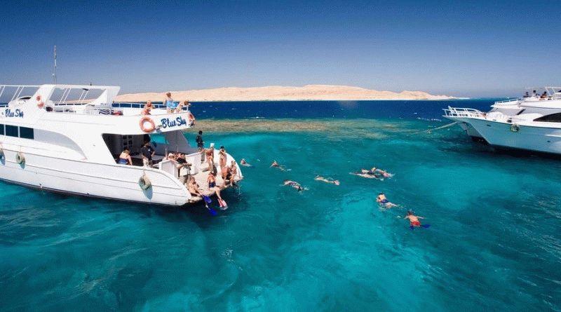 Курорты Египта на Красном море