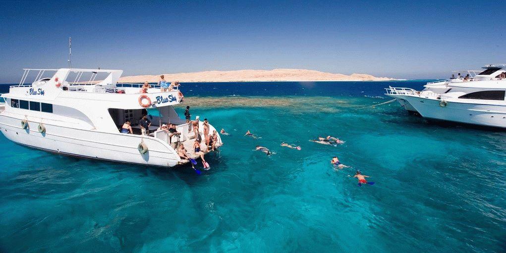 Курорты Египта на Красном море фото