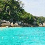 Симиланские острова - Минг