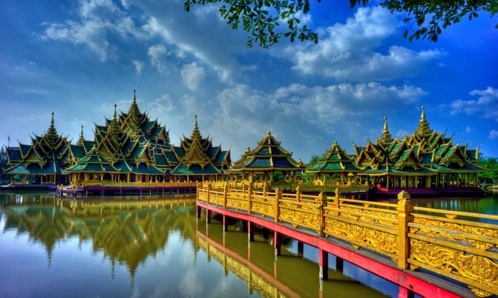 Достопримечательности Бангкока фото