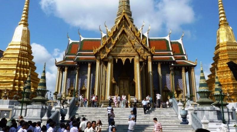 Храм Золотого Будды - Бангкок