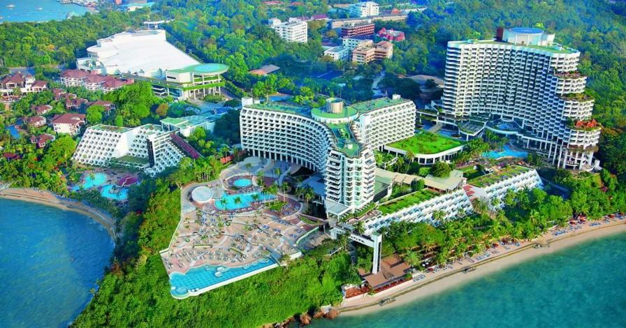 Лучшие отели Паттайи фото