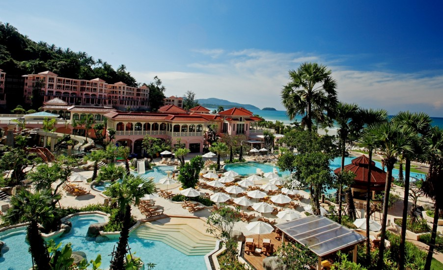 Лучшие отели Пхукета с собственным пляжем фото