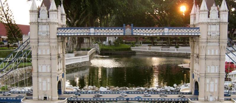 Парк «Мини-Сиам» - Паттайя
