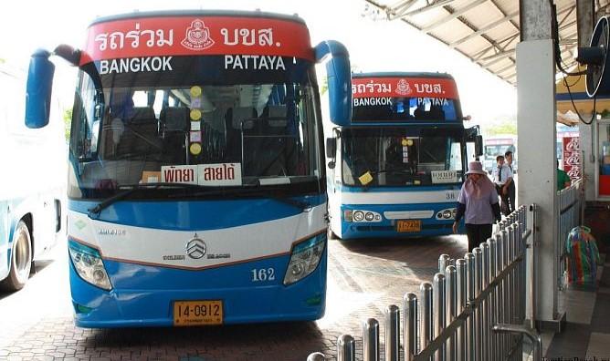 Как добраться из Бангкока в Паттайю фото