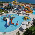 Аквапарк отеля Nashira Resort Hotel & SPA