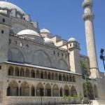 Дворец Султана Сулеймана в Турции