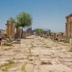 город Турции – Иераполис