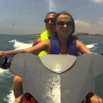Катание на водных мотоциклах в Турции