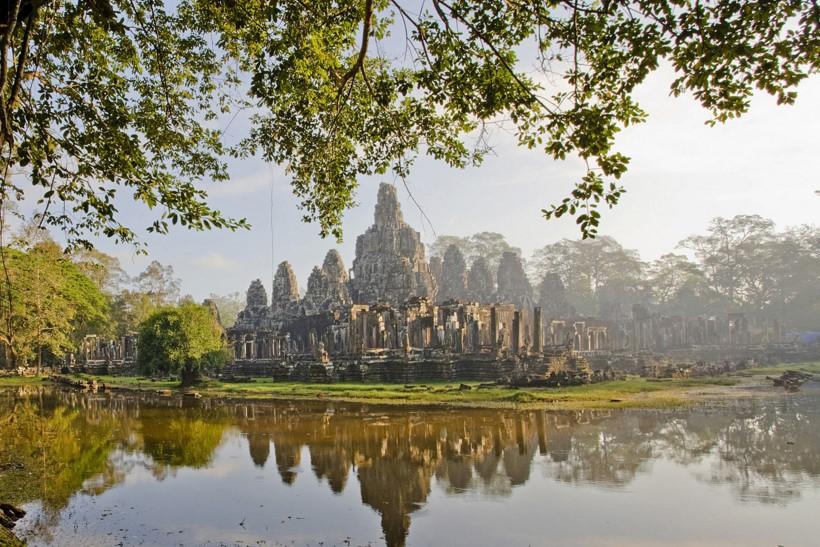Экскурсии из Паттайи в Камбоджу фото