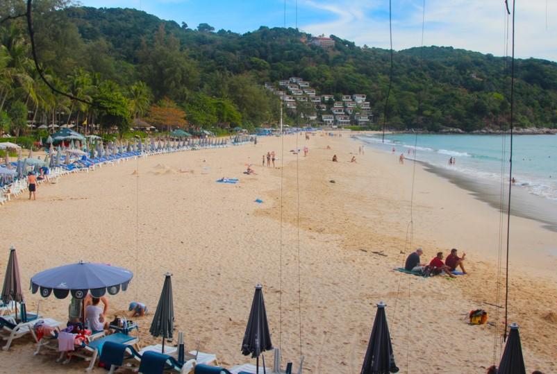 Пляж Ката фото