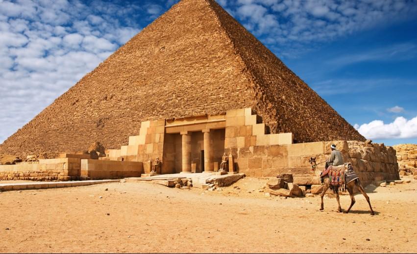 Путевка в Египет на двоих фото
