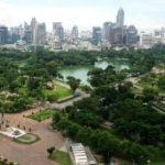 парк Лумпини в Бангкоке