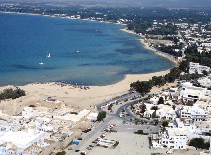 Пляжи Туниса фото
