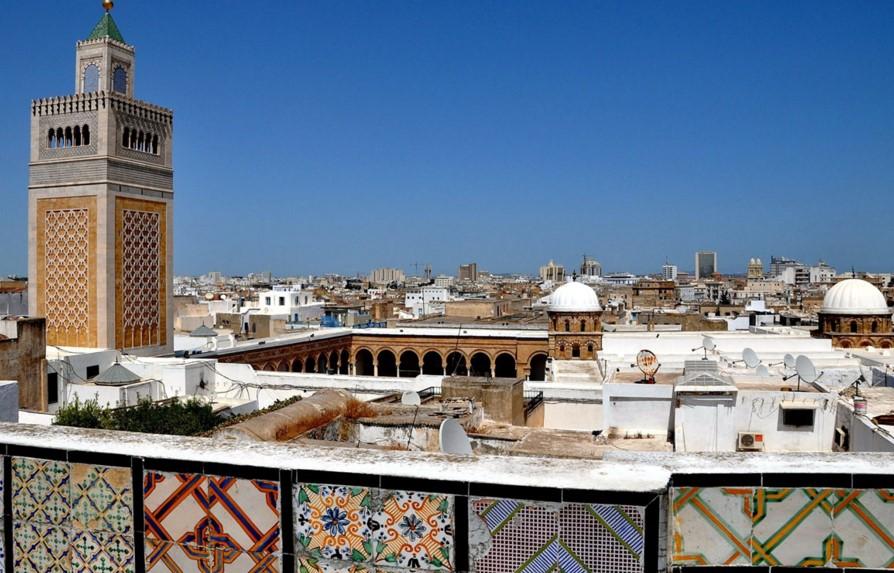 Где находится Тунис фото