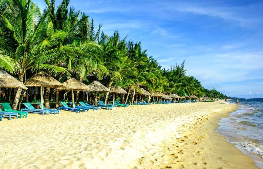 Пляжи Вьетнама фото