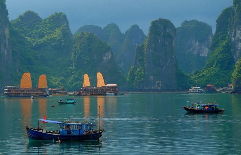 Какое море во Вьетнаме фото