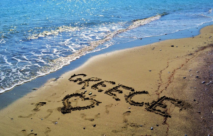 Где лучше отдыхать в Греции фото