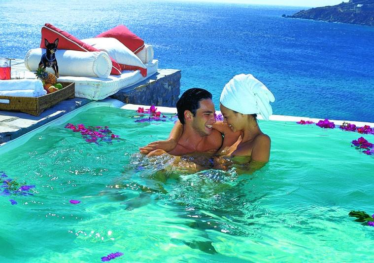 Молодежные курорты Греции фото