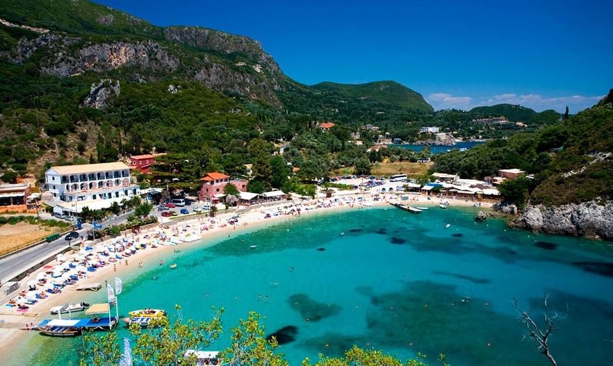 Курорты Греции с песчаными пляжами фото