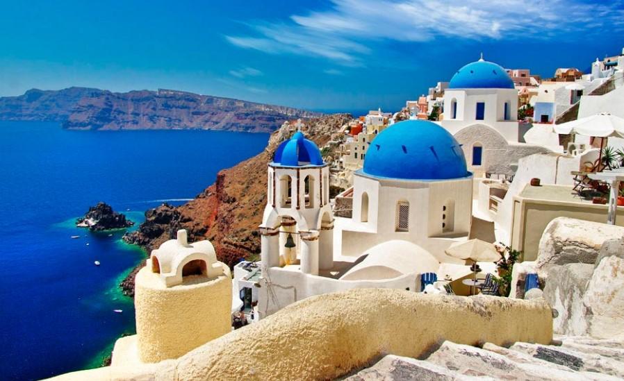 Какие моря омывают Грецию фото