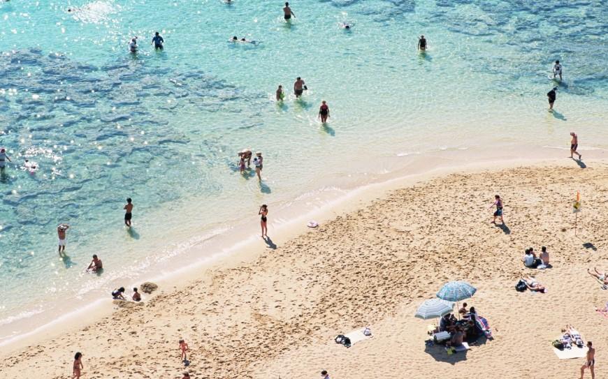 Пляжный отдых в Тунисе фото