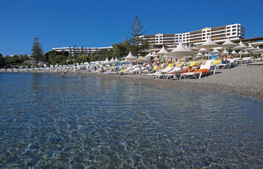 Отели Греции с собственным пляжем фото