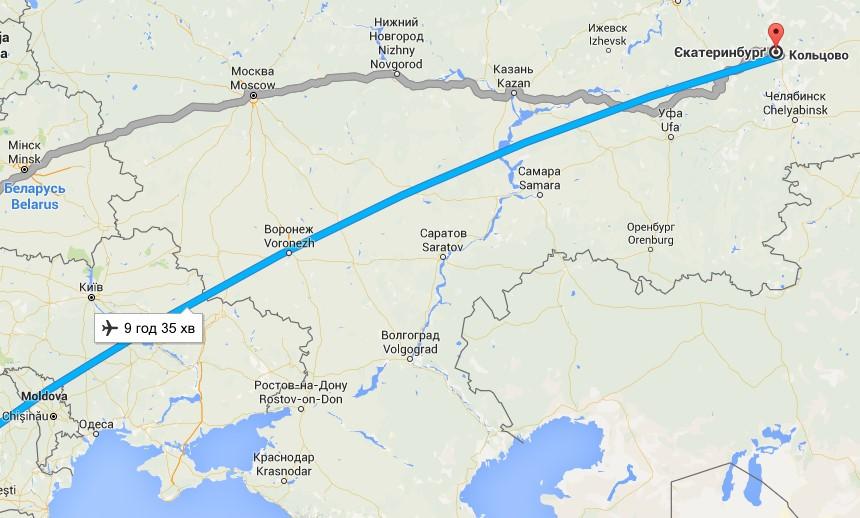 Сколько лететь до Туниса из Екатеринбурга фото