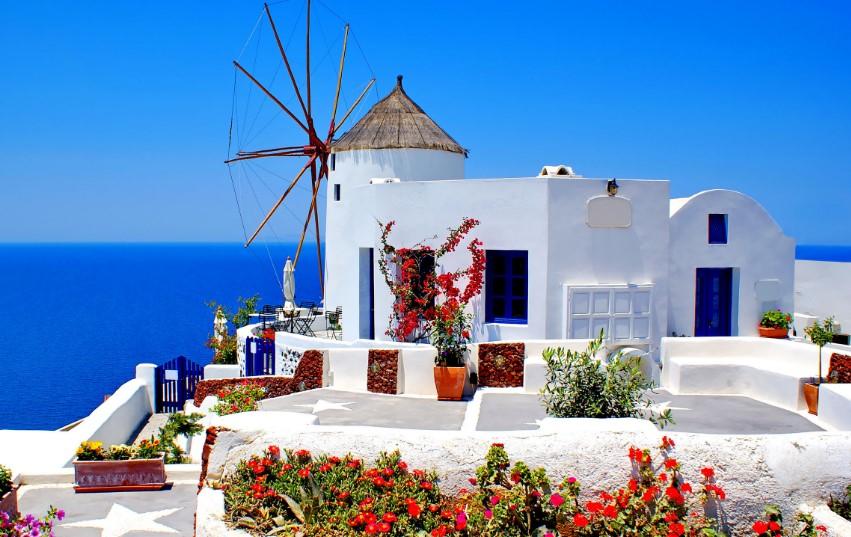 Курорты Греции — где лучше отдыхать фото