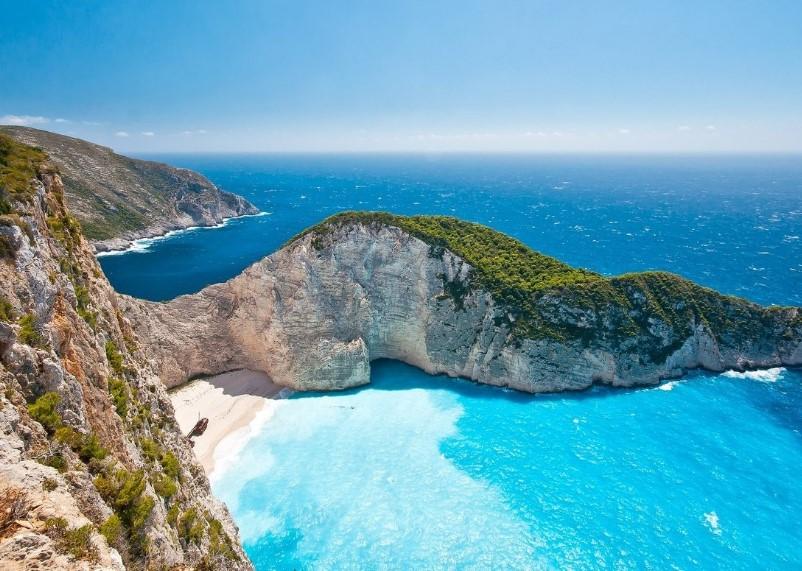 Острова Греции для отдыха фото