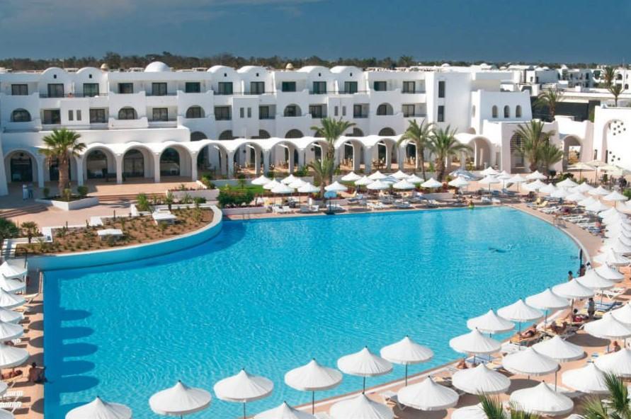 Отели Туниса 4 звезды — все включено — первая линия — цены фото
