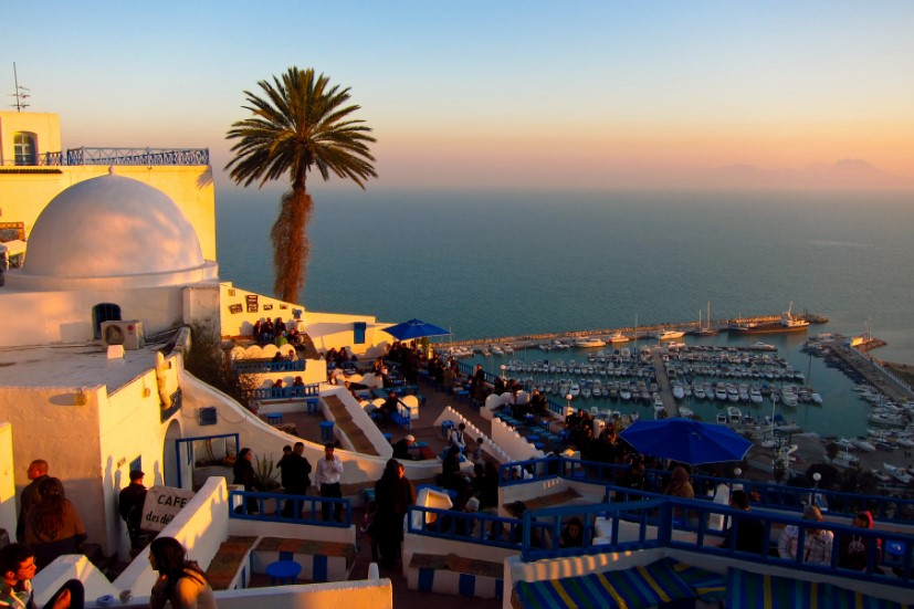 Тунис в октябре фото