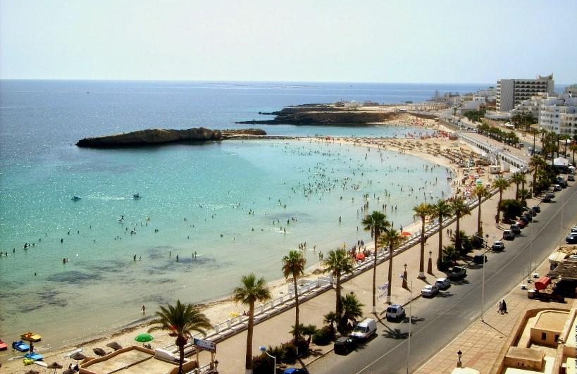 Тунис в сентябре фото