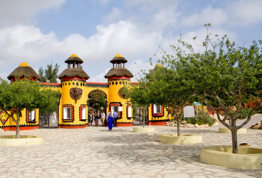 Зоопарк Фригия – Тунис фото