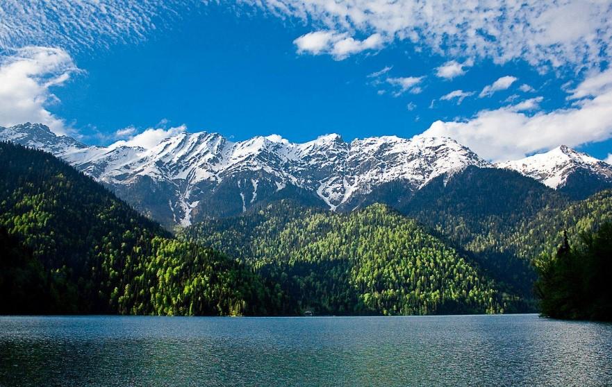 Где находится Абхазия фото