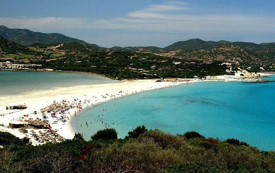 Курорты Италии с песчаными пляжами фото