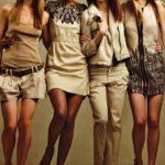 женская одежда из Италии