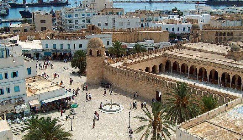 Все города Туниса