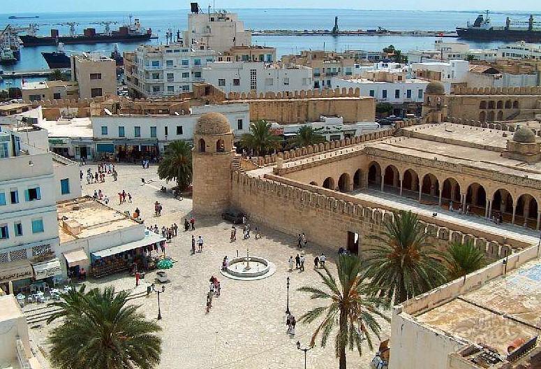 Города Туниса фото